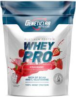 Протеин Geneticlab Whey Pro Клубника (510г) -