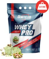 Протеин Geneticlab Whey Pro 100% (2100г, фисташковое мороженое) -