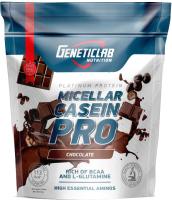 Протеин Geneticlab Casein Pro 80% (1000г, шоколад) -