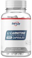 Жиросжигатель Geneticlab Carnitine-L в капсулах (60шт) -