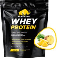 Протеин Prime Kraft Whey Ананасовый фреш (900г) -