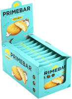 Протеиновое печенье Prime Kraft Primebar (10x35г, кокос) -