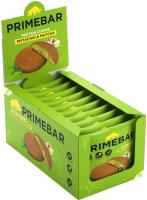 Протеиновое печенье Prime Kraft Primebar (10x35г, фисташка и чай матча) -