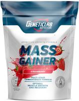 Гейнер Geneticlab Mass Gainer (1000г, клубника) -