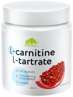 L-карнитин Prime Kraft L-Tartrate (200г, гранат) -
