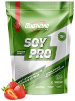 Протеин Geneticlab Soy Pro: Клубника (900г) -
