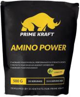 Аминокислоты Prime Kraft Amino Power (500г, цитрусовый микс) -