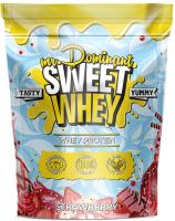 Протеин Mr.Dominant Sweet Whey Клубника (900г) -