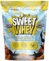 Протеин Mr.Dominant Sweet Whey (900г, кофе-карамель) -