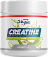 Креатин Geneticlab Creatine Powder (300г, яблоко) -