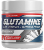 L-глютамин Geneticlab Glutamine Powder (300г, нейтральный) -