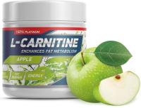 Жиросжигатель Geneticlab Carnitine Powder (150г, яблоко) -
