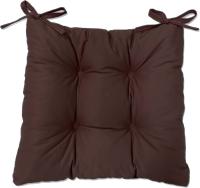 Подушка на стул Angellini 1спдс002 (коричневый) -