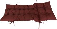 Подушка для садовой мебели Angellini 1смд002 (бордовый) -