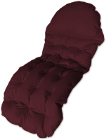 Подушка для садовой мебели Angellini 1смд003 (бордовый) -