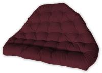Подушка для садовой мебели Angellini 1смд004 (бордовый) -