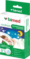 Пластырь ароматический Bimed Rinofresh (5шт) -