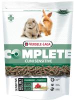 Корм для грызунов Versele-Laga Cuni Sensitive Complete для кроликов / 461310 (500г) -