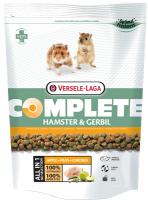 Корм для грызунов Versele-Laga Hamster & Gerbil Complete для хомяков и песчанок / 461296 (500г) -