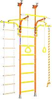 Детский спортивный комплекс Romana ДСКМ-2-8.06.Т1.490.03-14 (оранжевый) -