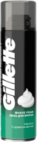 Пена для бритья Gillette Menthol (200мл) -