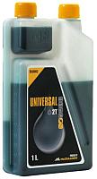 Масло для смазки Husqvarna 2Т Universal с дозатором 577 61 64-34 (1л) -