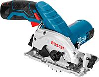 Профессиональная дисковая пила Bosch GKS 12V-26 Professional (0.601.6A1.001) -