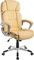 Кресло офисное Mio Tesoro Танаро AF-C7301 (бежевый) -