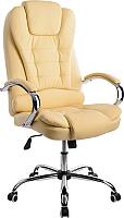 Кресло офисное Mio Tesoro Тероль AF-C7681 (бежевый) -