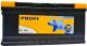 Автомобильный аккумулятор Baren Profi 7905701 (110 А/ч) -