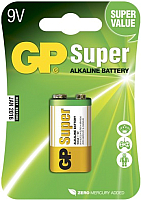 Батарейка GP Batteries Super 6LF22/1604A-CR1 -