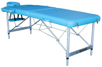 Массажный стол DFC Nirvana Elegant Luxe / TS2010-Bu (голубой) -