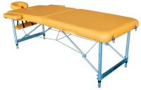 Массажный стол DFC Nirvana Elegant Luxe / TS2010-M (горчичный) -