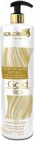 Крем для выпрямления волос Soupleliss Gold Liss кератин (1л) -