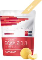 Аминокислоты LevelUp Aminoblast BCAA Powder / LU45 (500г, дыня) -