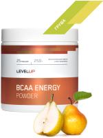 Аминокислоты LevelUp BCAA Energy / LU88 (250г, груша) -