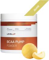 Аминокислоты LevelUp BCAA Pump / LU51 (250г, дыня) -
