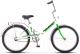 Велосипед PIONEER Oscar 24 (14, белый/зеленый/черный) -