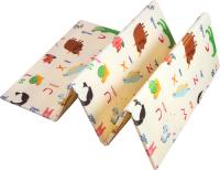 Игровой коврик Evolution Print F Plane and Alphabet Animals (150x180x1) -