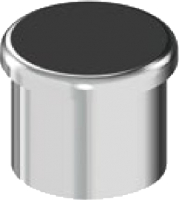 Крепежная фурнитура для рейлинга Starax S-4081-C (хром) -