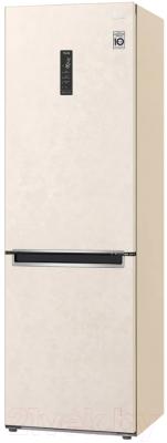 Холодильник с морозильником LG DoorCooling+ GA-B459MEQM