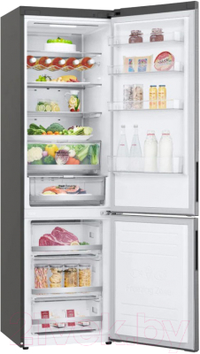 Холодильник с морозильником LG DoorCooling+ GA-B509CMUM