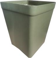 Мусорное ведро ZETA ПЛ-014836 (40л, зеленый) -