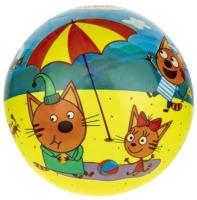 Мяч детский 1Toy Три кота / Т17581 -