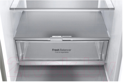 Холодильник с морозильником LG DoorCooling+ GA-B509CCUM