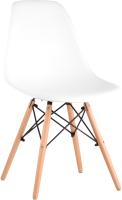 Стул Stool Group Eames Simple / 8056PP  (белый) -