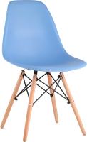 Стул Stool Group Eames / 8056PP (голубой) -