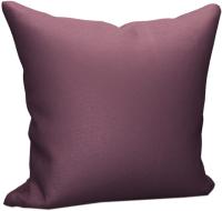 Подушка декоративная Эскар Blackout / ВО121908677 (фиолетово-сиреневый) -
