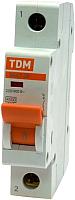 Выключатель автоматический TDM ВА 47-29 1Р 40А (C) 4.5кА / SQ0206-0078 -