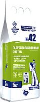 Гидроизоляция цементная Тайфун Мастер №42 (5кг) -